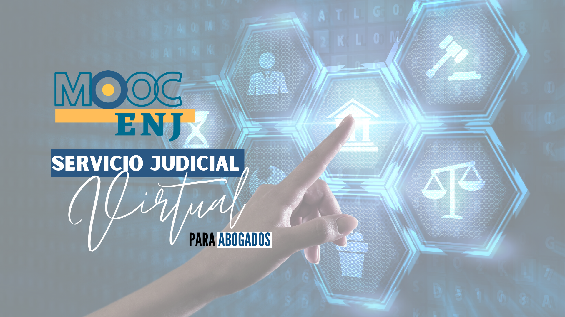 Servicio Judicial Virtual para Abogados