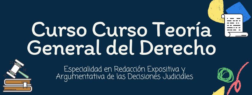 ERDJ-201-21-01- Curso Teoría General del Derecho